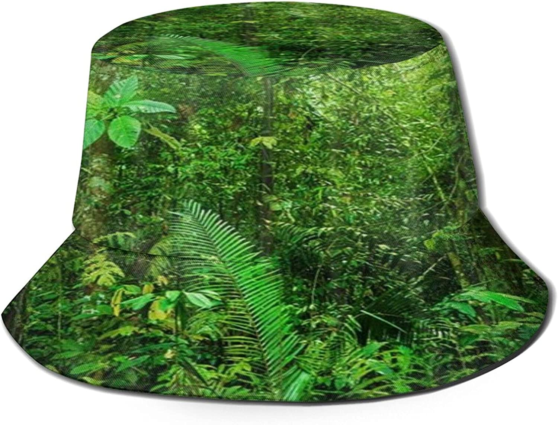 COVASA Sun Protection Summer Fisherman's Hat Bucket Hat for Hiking Beach Sports