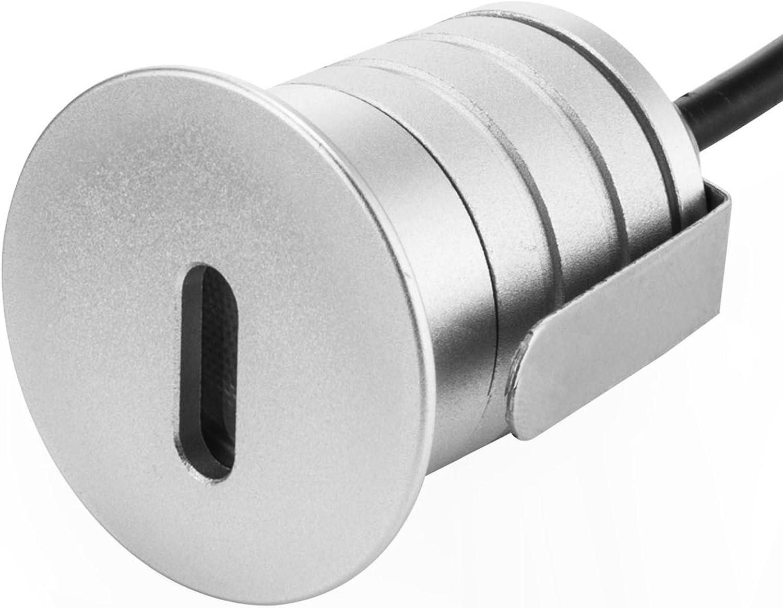 CNBRIGHTER Cheap Under blast sales mail order sales LED Step Lights Outdoor Indoor CREE 1W Chip 12V-24V D