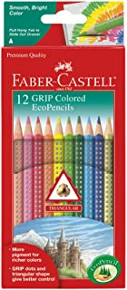 Creativity for Kids Faber-Castell Grip Colored EcoPencils - 12 Count