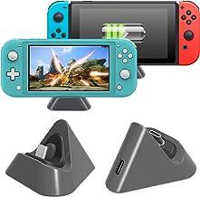 Base Dock Carregador Stand Nintendo Switch Lite
