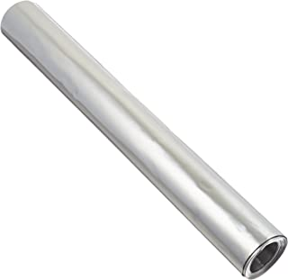St. Louis Crafts 36 Gauge Aluminum Metal Foil Roll, 12 Inches x 10 Feet