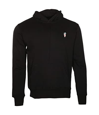 Carrots By Anwar Carrots Signature Carrot Patch Hoodie (Black) Men