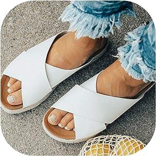 Chanclas Es45 Sandalias Y 4a5rl3j Amazon Para Zapatos Mujer hdtsrQC