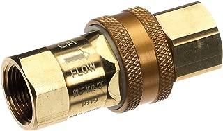 T&S Brass AG-5D Quic Gas Appliance Connectors