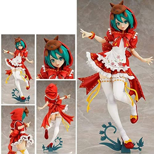 Jouet Figurine Jouet Modèle Anime voitureactère Artisanat Décorations Cadeau d'anniversaire 23CM DSJSP (Couleur   rouge)