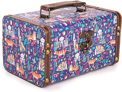 Chumbak Vibrant Jungle Trinket Box