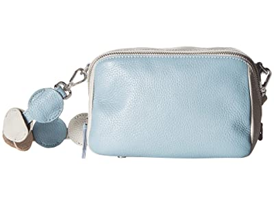 ECCO SP 3 Medium Boxy (Arona/Gravel) Wristlet Handbags