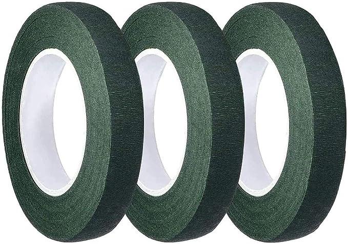 148 opinioni per LEBQ Confezione da 3 Verde Nastro per Fiorista Fiocchi Stelo Nastro Fascia