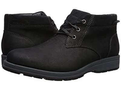 Hush Puppies Beauceron Short ICE+ (Black WP Leather) Men