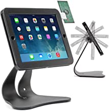 product image for Thought Out EnCloz POS Stand Anti-Theft Security Flip Signature - Black - Made in USA - Compatible with Apple iPad 10.2 (7g)