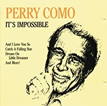 Best perry como the impossible dream Reviews
