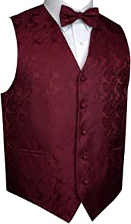tuxedo shirt and vest