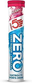 HIGH5 ZERO Electrolyte Hydration Tablets Added Vitamin C - (Berry, 20 Tab Tube)