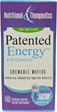 Nutritional Therapeutics Patented Energy with NT Factor, 60 Mixed Berry Chewable Wafers