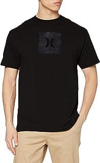 Hurley M Core Icon Box Texture S/S T-Shirt Hombre