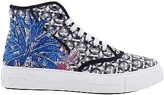 Salvatore Ferragamo Men's Borg Sneakers