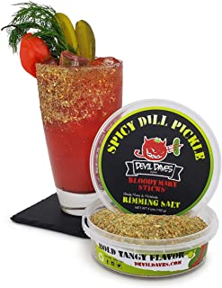 Spicy Dill Pickle Rimming Salt for Bloody Marys | 5 oz.