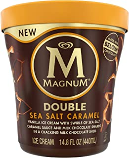 Magnum Double Sea Salt Caramel Ice Cream 14.8 oz