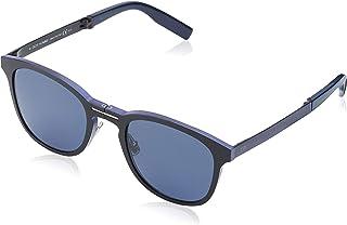 56c4d4fb70 Christian Dior Men's AL13.11 KU 003 Sunglasses, MATT Black/Bluee AVIO,