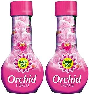 2 x Baby Bio Orchid Food Feed Fertilizer 175Ml