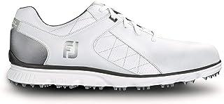 [フットジョイ] メンズ 男性用 シューズ 靴 スニーカー 運動靴 Pro SL - White/Silver [並行輸入品]