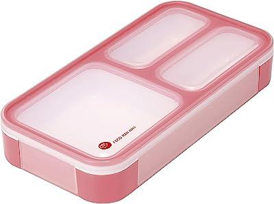 シービージャパン 弁当箱 チェリーピンク 薄型 フードマン 400ml DSK