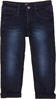 s.Oliver 404.10.011.26.180.2054754 Jeans, Azul Oscuro, 110 cm para Niños