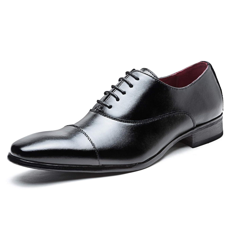 階層故障意図する[CITUS] ビジネスシューズ 革靴 レースアップ メンズ