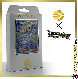 my-booster SM05-FR-151/156 Pokémon Cards