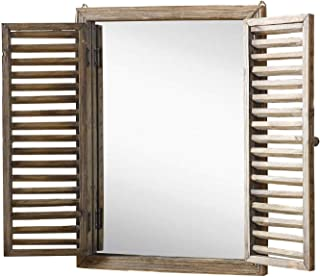 Best wall mirror with shutters Reviews