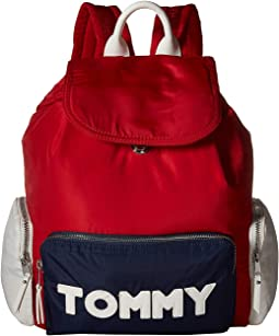 Tommy Nylon Backpack