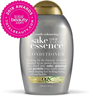 OGX Sake Essence Conditioner, 385 ml