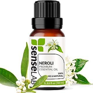Neroli Essential Oil - 100% Pure Extract Neroli Oil Therapeutic Grade (0.33 Fl Oz / 10 ml)