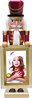 Neil Enterprises, Inc Nutcracker Picture Frame (Red and Gold)