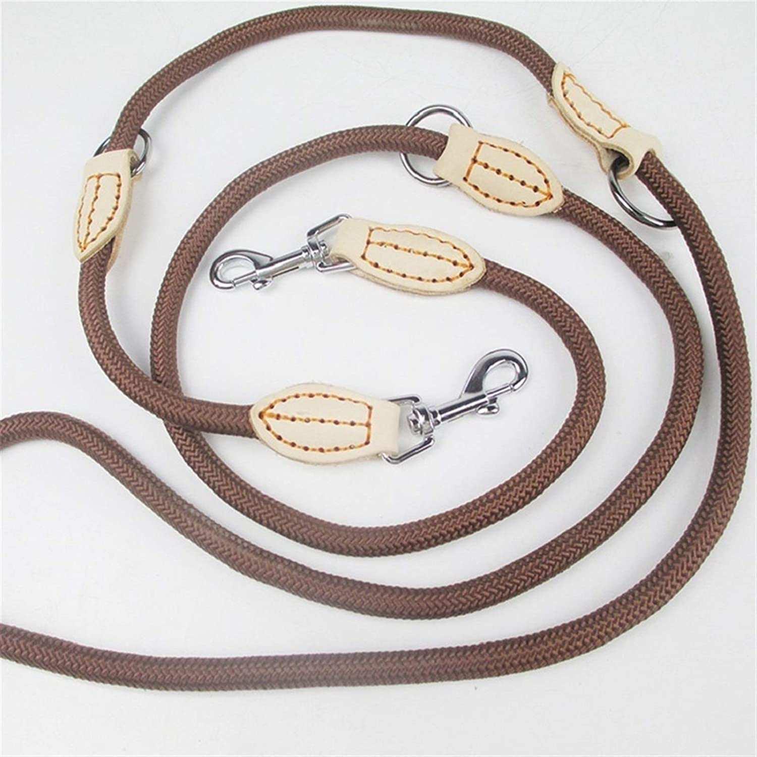 High quality new Primal Pet Recommended Dog Leash Multifunction Leashes Nylon Two Double