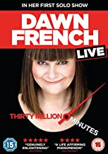 Dawn French Live: Thirty Million Minutes UK region 2 PAL format
