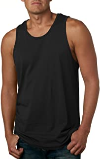 b0fc6d3615af8 Next Level Apparel mens Next Level Premium Jersey Tank(3633)