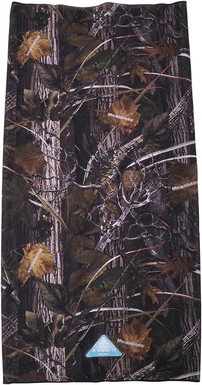 Megabus (Megabass) HYOGA NECK GATOR (leopard moth neck garter) 37739