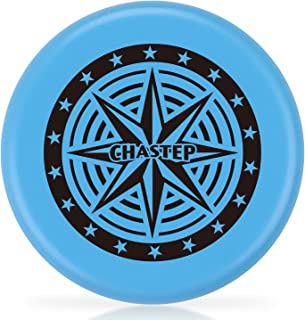 Chastep Practice & Training Ultimate Foam Flying Disc Frisbee Professional 8 X 8 X 1.2 Inch