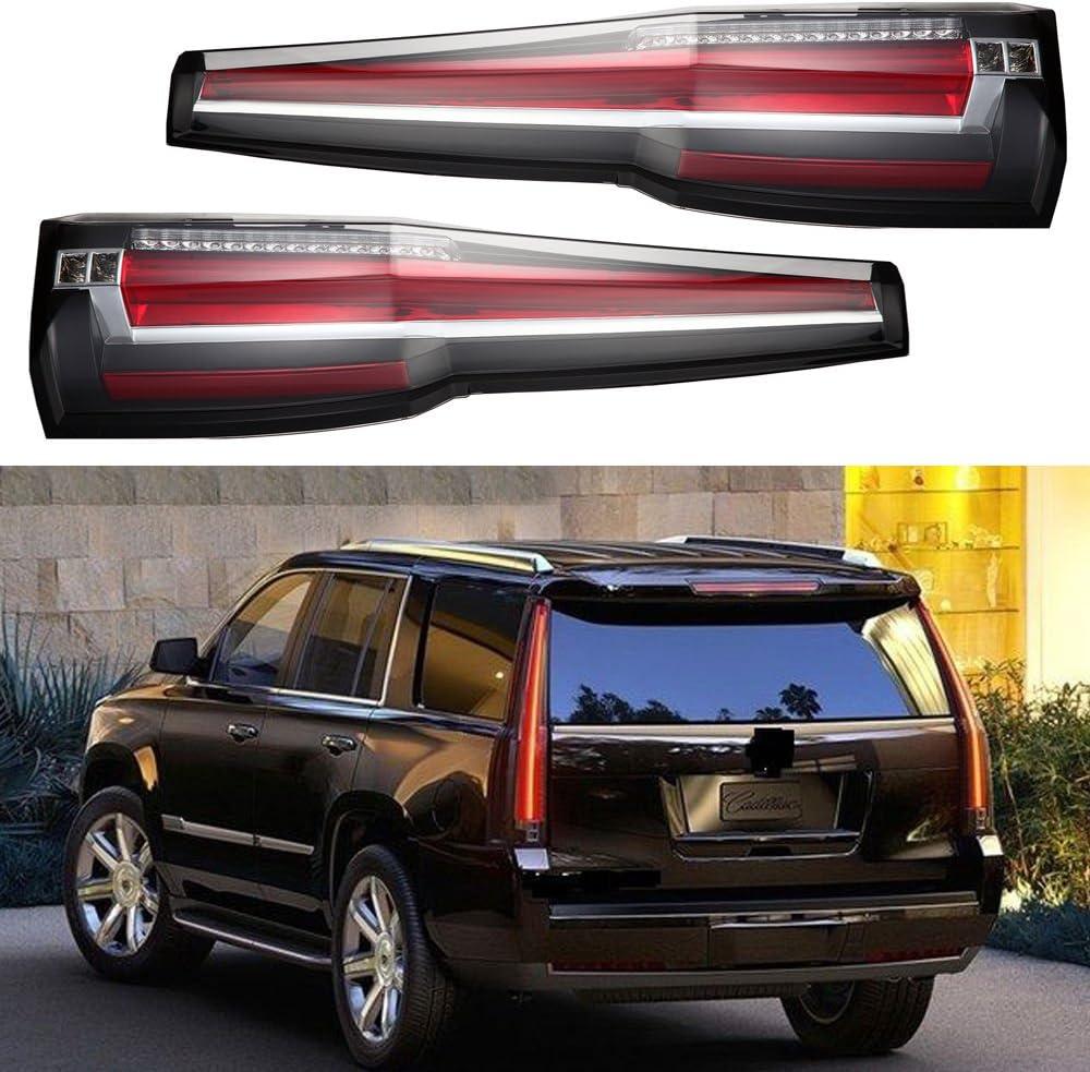 ZENITHIKE For 2015-2016 G-MC Yukon XL LED Premium Sacramento Mall Boston Mall Light Hou Tail