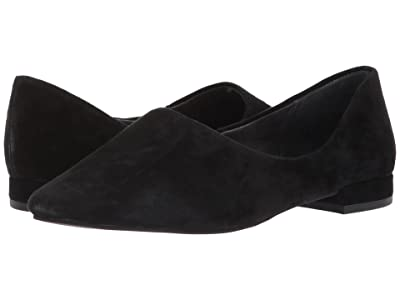 Seychelles Role (Black Suede) Women