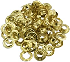 RAM-PRO 50pc Quality Brass 1/2