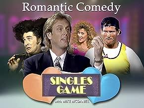 Romantic Comedy a Singles Game