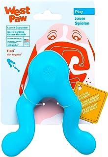 لعبة الجلب زوغوفليكس تيزي التفاعلية لتوزيع المكافآت للكلاب من ويست بو، مصنوعة في الولايات المتحدة الأمريكية، مقاس صغير، لو...