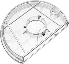 LMIAOM Amoladora angular de corte de la cubierta de polvo de pulido transparente cubierta de polvo para 90-125 mm hoja de sierra Accesorios de hardware Herramientas de bricolaje