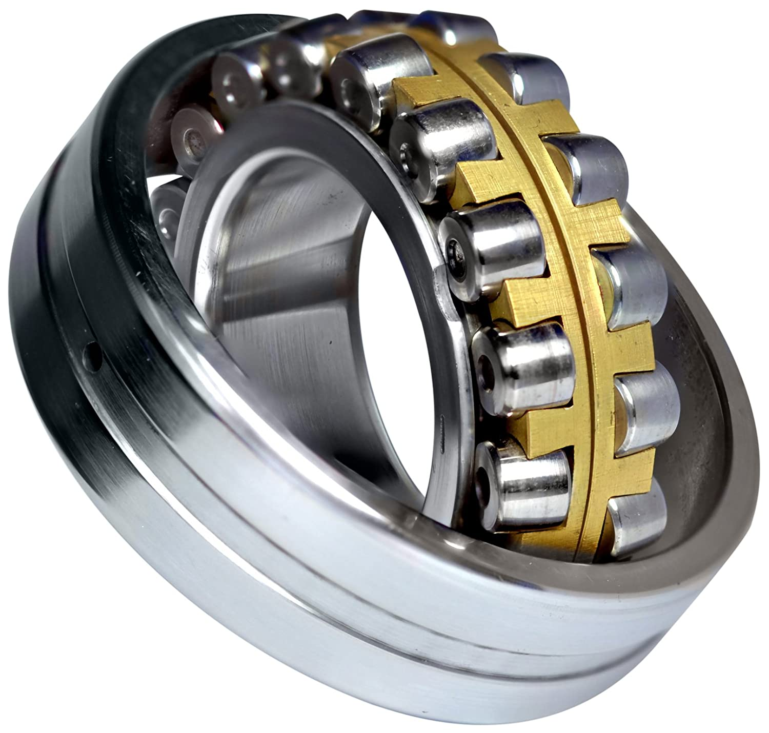 Max 74% OFF URB 22238 KMC3W33 Spherical Roller Cage Bearing Louisville-Jefferson County Mall Machined Brass