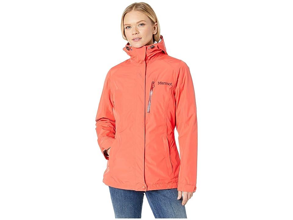 Marmot Ramble Component Jacket (Scarlet Red) Women