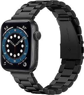 Spigen Nowoczesny krój, kompatybilny z Apple Watch pasek 42 mm / 44 mm seria 5 / seria 4 / seria 3/2/1 - czarny