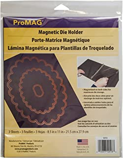 ProMag Double Magnetized Die Holder Magnet (3 Pack), 8.5