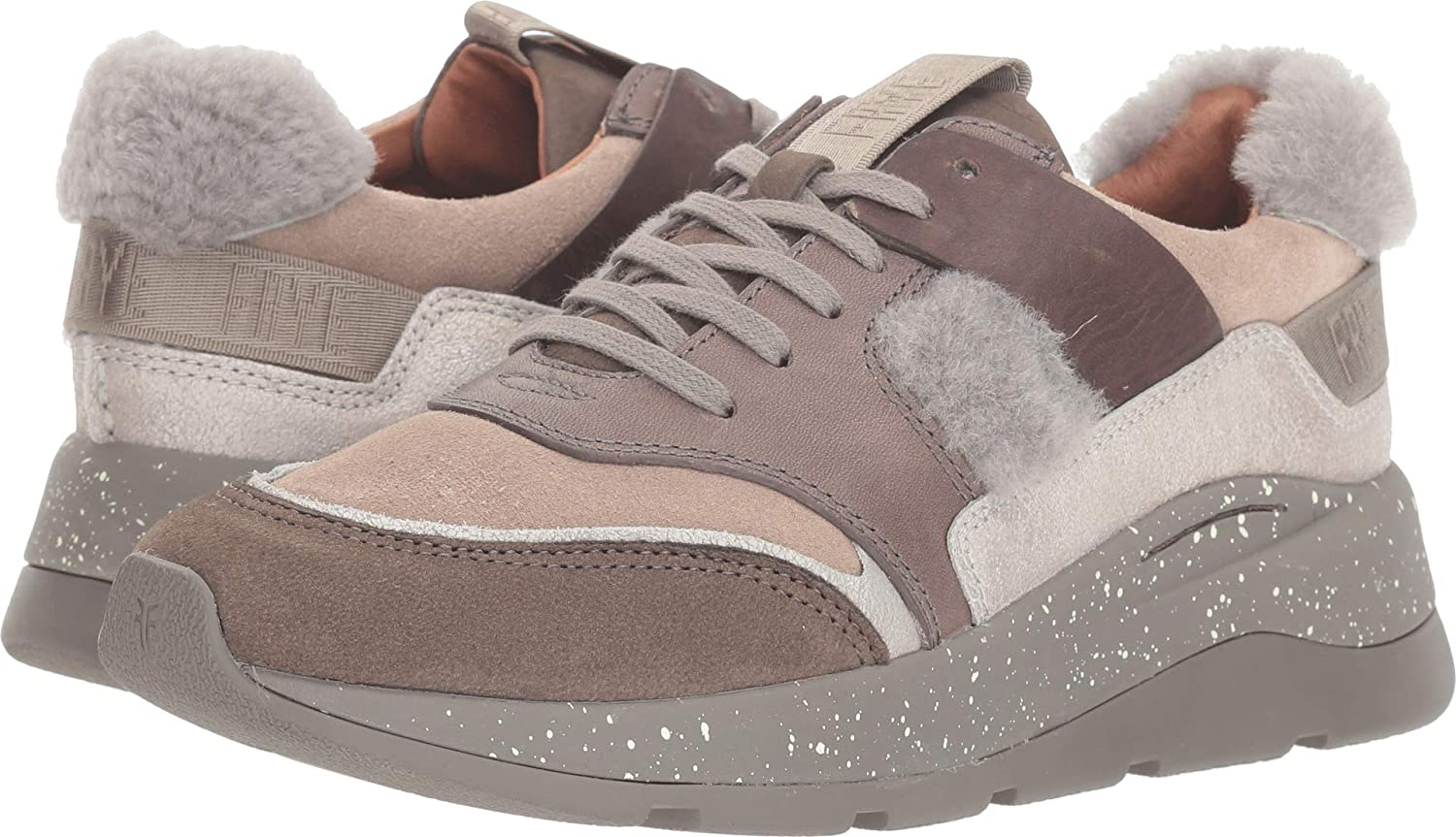 Frye Womens Willow Low Lace Sneaker